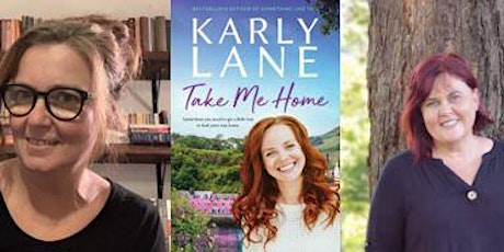 Kim Kelly in conversation with Karly Lane at Molong Library tickets