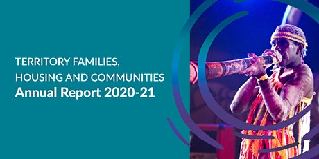 TFHC Annual Report 2020-21 (Alice Springs 2) tickets