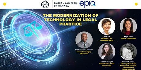 The Modernization of Technology in Legal Practice tickets