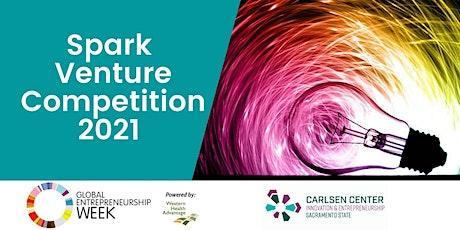 GEW: 2021 Spark Venture Competition tickets