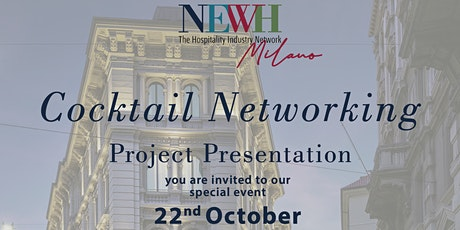 Networking NEWH @ HOST Milano tickets