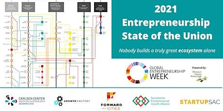 GEW: Sacramento Entrepreneurial State of the Union tickets