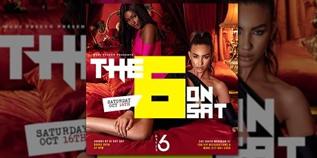Saturdays at After6 tickets