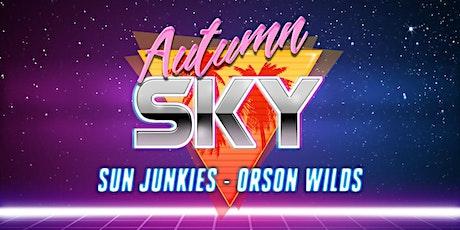 Autumn Sky - Felkers, Sun Junkies, Orson Wilds @ Mule Spinner tickets
