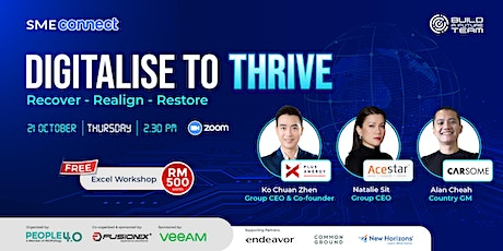 Malaysian SME Business Owner Networking: SME Connect tickets