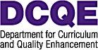 DCQE logo