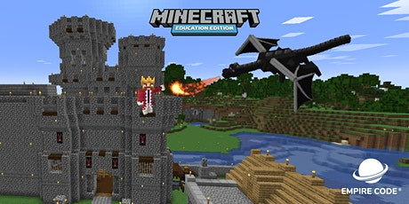 KINGS & DRAGONS Minecraft Education Camp For Ages 8 to 12 tickets