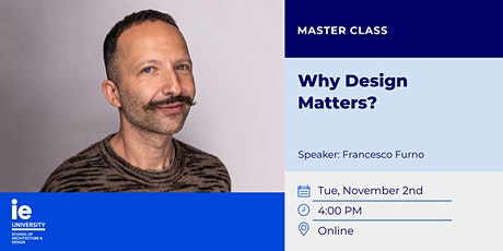 Why Design Matters? tickets