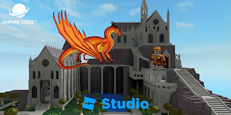 KINGS & DRAGONS Roblox Coding Camp For Ages 8 to 19 tickets