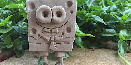 Sculpt your Favourite Gaming, Anime or Cartoon Character tickets