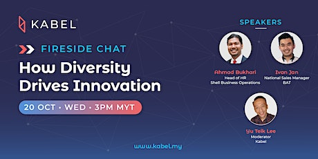 How Diversity Drives Innovation tickets