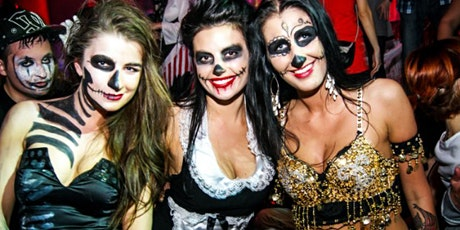 TURN UP SHOREDITCH - Shoreditch Halloween Party tickets