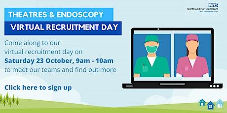 Virtual Theatres & Endoscopy Recruitment Event tickets