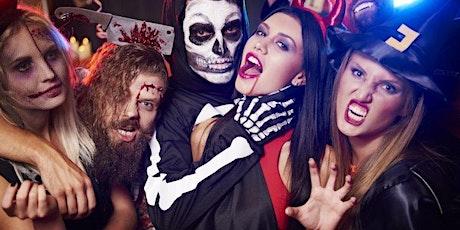 BASHMENT vs SOCA - Shoreditch Carnival Halloween Party tickets