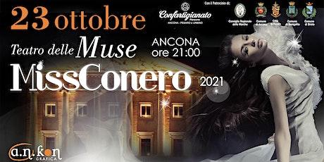 Miss Conero 2021 biglietti