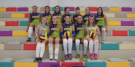 Serie C Volley Pol Colverde - Hydra Cassano biglietti