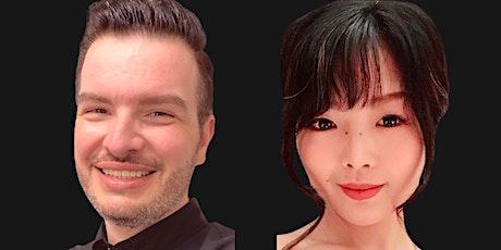 Three's the Charm: Jason Brock & Ikumi Koyama tickets