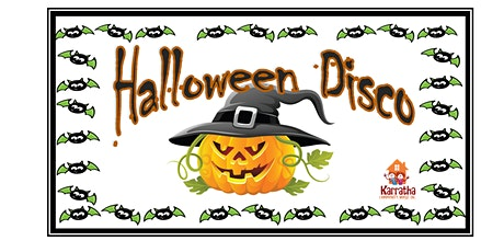 Karratha Community House Annual Halloween Disco tickets
