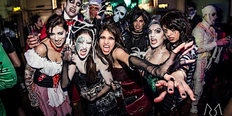 HAUNTED FUNHOUSE PARTY - London's Biggest Halloween Party tickets