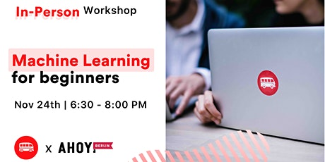 [Free Workshop] Machine Learning for Beginners tickets
