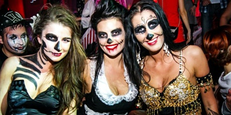 SQUID GAME - London's Biggest Halloween Party tickets