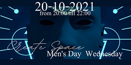 Create Space - Men's Day Wednesday tickets