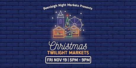 Beenleigh Christmas Twilight Markets tickets