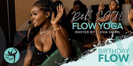 R&B Soul Flow Yoga: Birthday Flow tickets