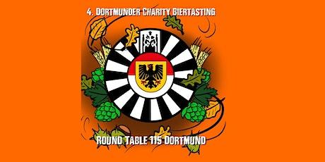 4. Dortmunder Charity Biertasting -  online - Tralafitti in Europa Tickets