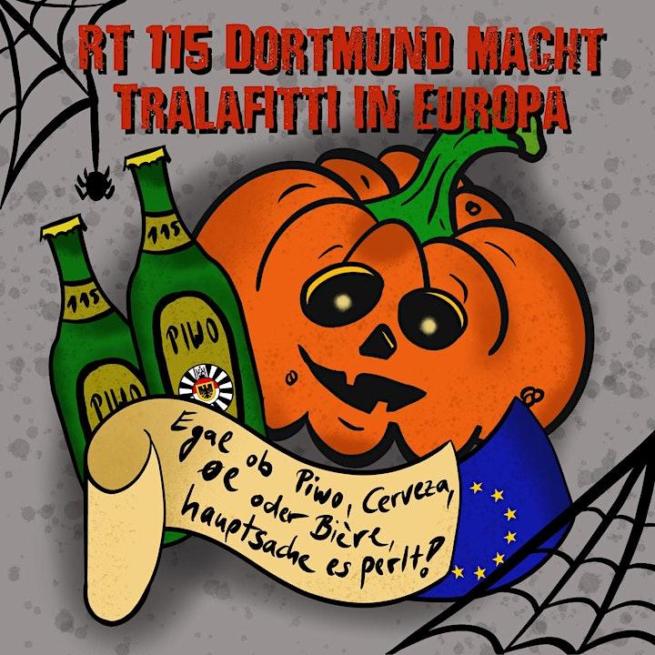 4. Dortmunder Charity Biertasting -  online - Tralafitti in Europa: Bild