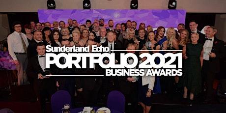 The Sunderland Echo Portfolio Business Awards 2021 tickets