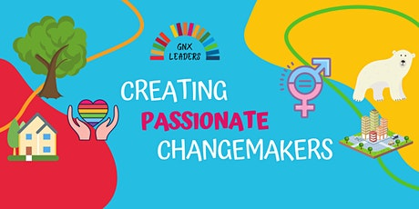 Creating Passionate Changemakers tickets