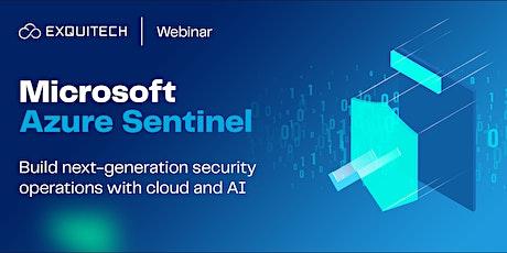 Webinar | Microsoft Azure Sentinel tickets