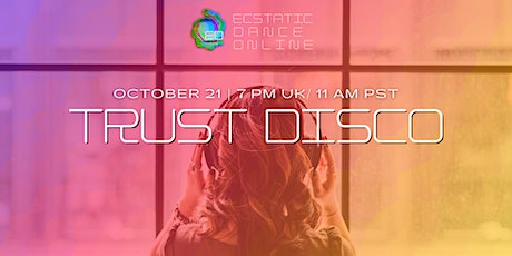 Trust Disco - community led event for dancing and sharing tickets