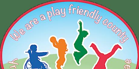 October Half Term Play Sessions - Gelli Crug Park tickets