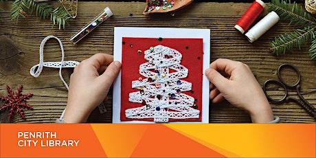 Christmas Card  Making Workshop  with Na'ama Atzmon-Simon tickets