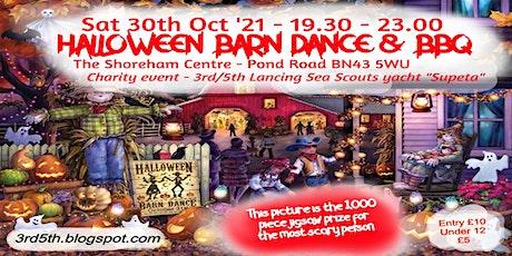Halloween Barn Dance & BBQ tickets