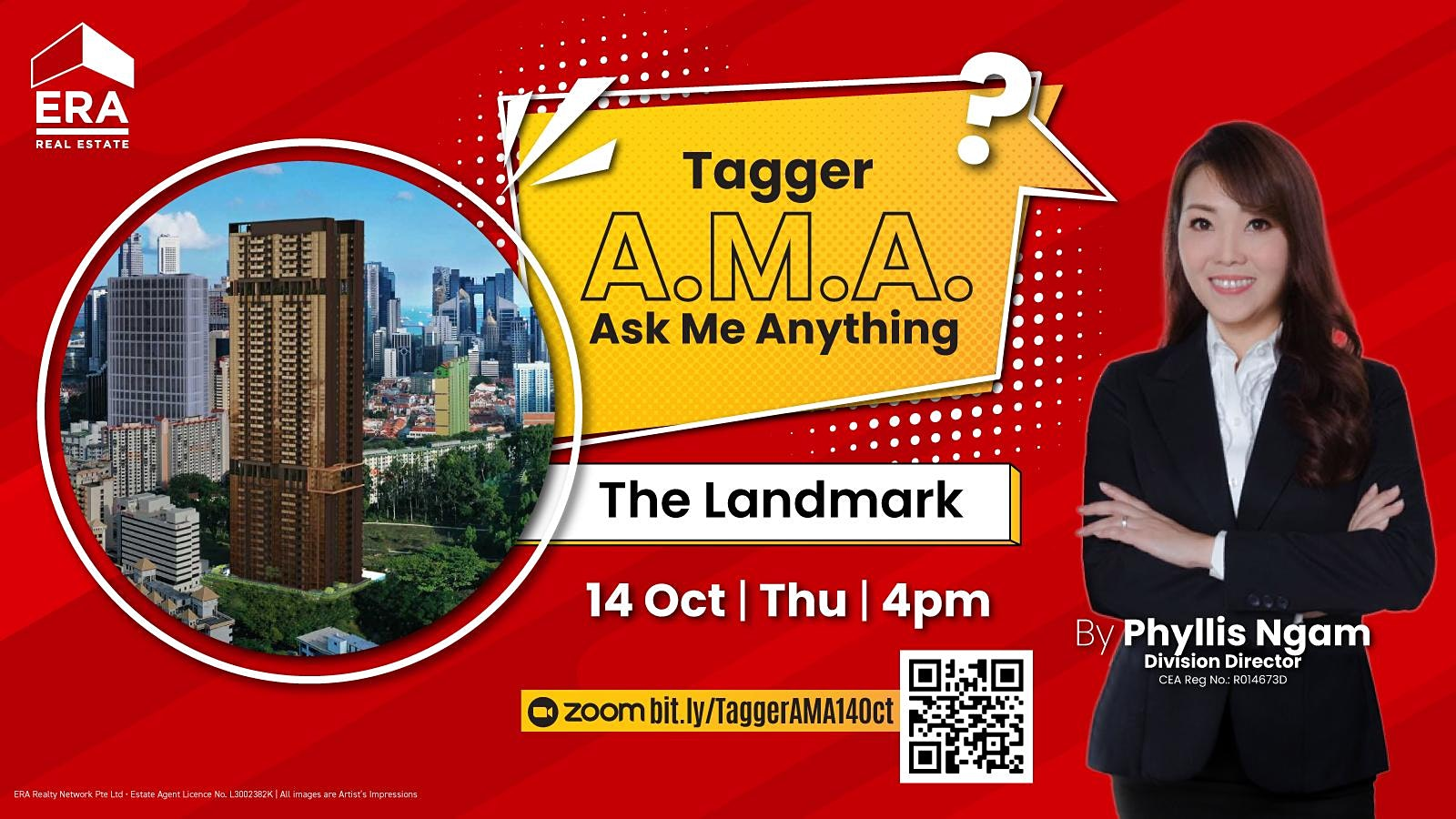 Tagger A.M.A  The Landmark