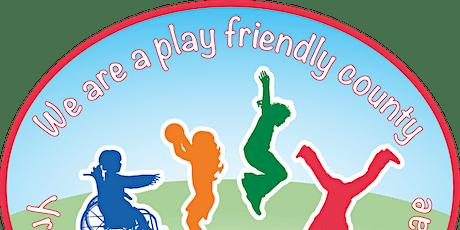 October Half Term Play Sessions - Blaina Community Centre tickets