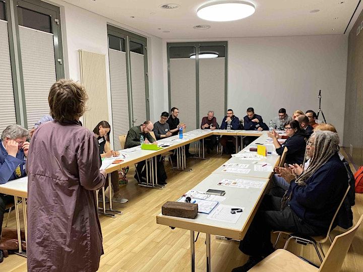 Rhetorik in Frankfurt bei Mainhätten Toastmasters: Bild