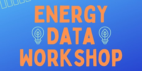 Energy Data Workshop with Christian Martinez tickets