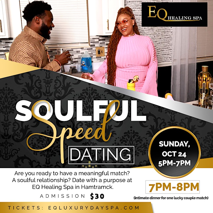 Soulful Speed Dating image
