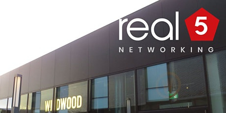 real5 Networking Northwich - Back in town event tickets