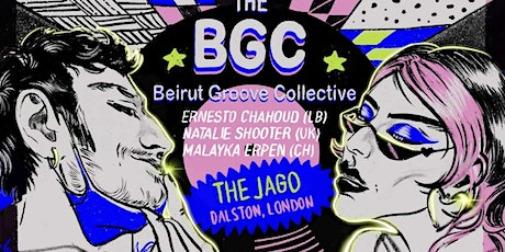 The Beirut Groove Collective at The Jago tickets