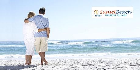 Sunset Beach Lifestyle Village Seminar (Perth WA) Sat 6th Nov 11am tickets