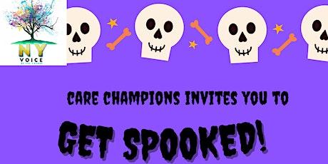Get Spooked  Halloween Art workshop tickets