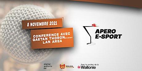 Apéro E-sport tickets