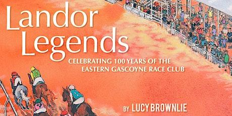 Meet the Author - Landor Legends tickets