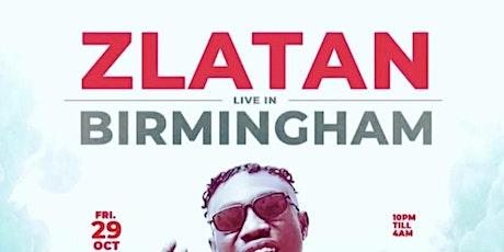 ZLATAN LIVE IN BIRMINGHAM tickets