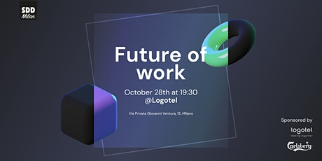 Service Design Drinks Milan #33 - The Future of Work biglietti